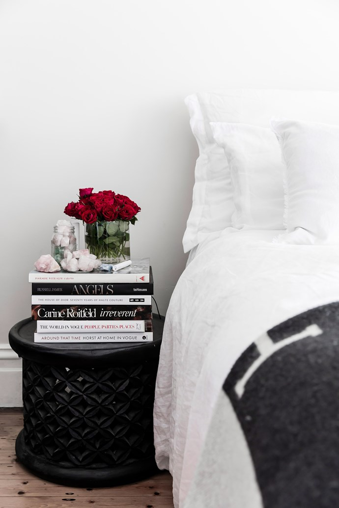 Instead of scrolling through social media, unwind with a good book. *Photo:* Maree Homer / *real living*