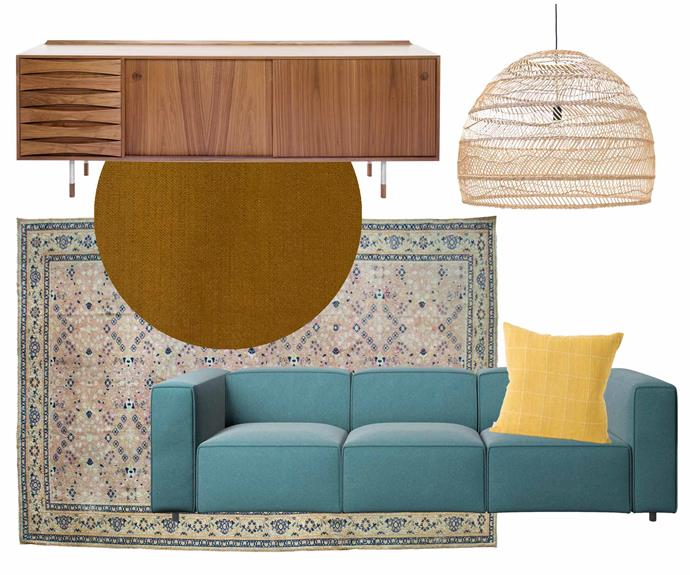 "**Retro active** Don't fight your building's age – celebrate it with comfy objects full of period character. **Get the look** (clockwise from left) 'Vodder' sideboard, $11,500, [Great Dane](https://greatdanefurniture.com/|target=""_blank""