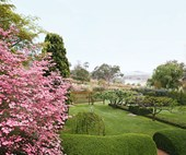 Historic Lambrigg garden in Tharwa, ACT