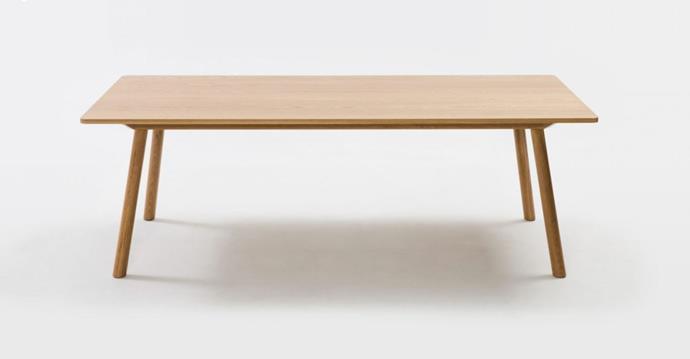 "Kiyo table, $3772, from [Jardan](https://www.jardan.com.au/product/kiyo-table/|target=""_blank""|rel=""nofollow"")"