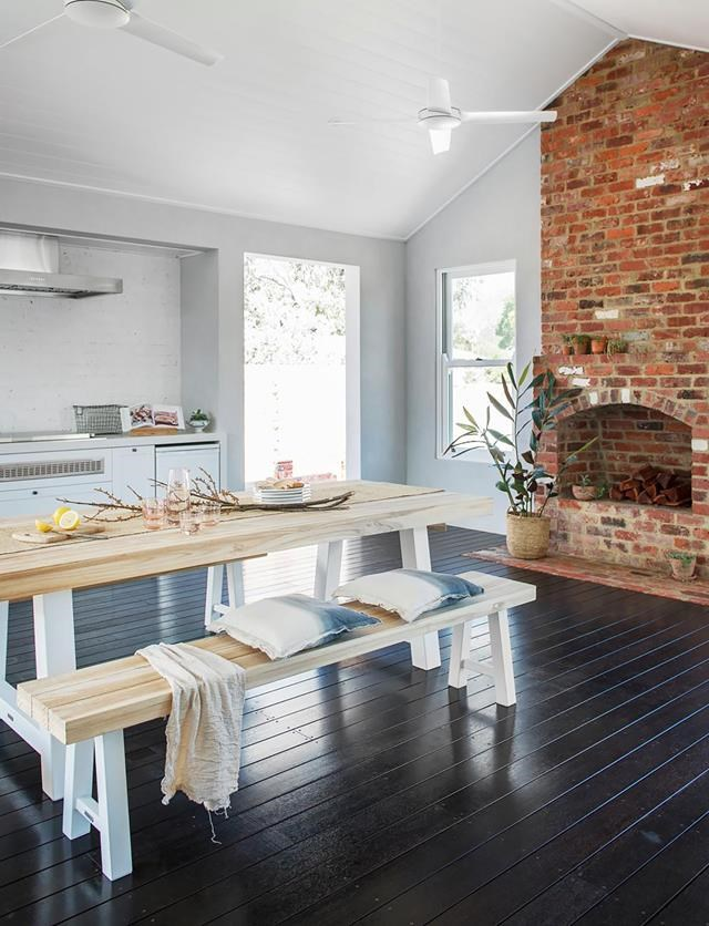 "An [eco-friendly family home](https://www.homestolove.com.au/eco-friendly-home-perth-19655|target=""_blank"") in Perth. *Photograph*: Jody D'Arcy 