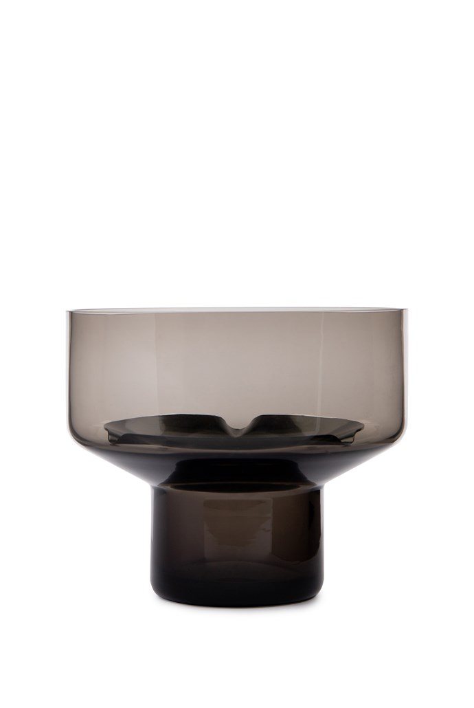 "Burn your favourite essential oils in the most beautiful oil burner ever made for a stylish and sensory experience.  <br><br> Milligram Studio Sensory Collection Oil Burner, $69.95, [Milligram](https://milligram.com/milligram-scent-collection-oil-diffuser-glass |target=""_blank""