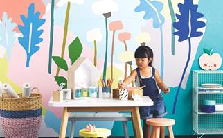 kids room diy decor