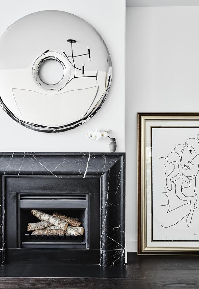"""Designer Melissa Koch was engaged to retain the original character of this [Federation home](https://www.homestolove.com.au/federation-townhouse-modern-makeover-19773