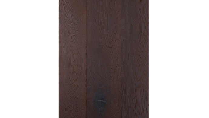 """'Nero Oak Vulcano' engineered-timber boards, $290/m² (supply only) <p> If you're looking for a natural option, these engineered-timber boards are sure to appeal. Rather than paints, stains or chemicals, they have been naturally darked using the brand's Vulcano heat treatment. Also available in  150mm and 230mm widths. [Mafi](http://www.mafi.com.au/