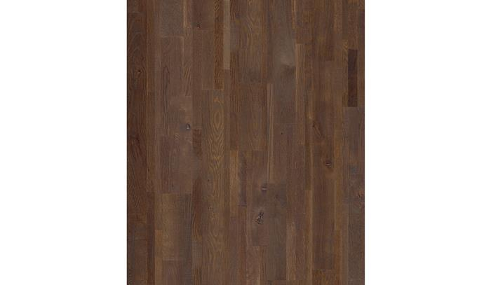"'Variano' engineered oak in Espresso Blend, $93/m² (supply only) <p> With a rich colour and ultra-matt lacquered finish, these engineered boards will add a sophisticated, contemporary touch to living and dining rooms, and bedrooms. They can be installed with a click-lock system or glued down, making them quick and easy to install. [Quick-Step](https://www.quick-step.com.au/|target=""_blank""