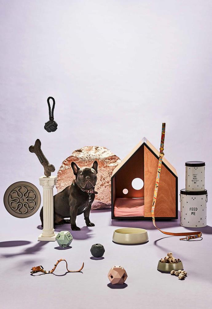 "Up Dog Grecian alabaster column, $325, [Mercer & Lewis](https://www.mercerandlewis.com/|target=""_blank""|Rel=""nofollow"")"