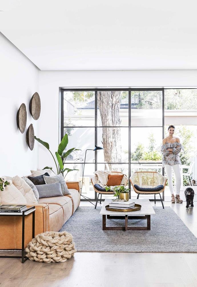 """""""Despite not having worked together before"""" she says of architect Jeremy Bull of [Alexander&Co](https://alexanderand.co/