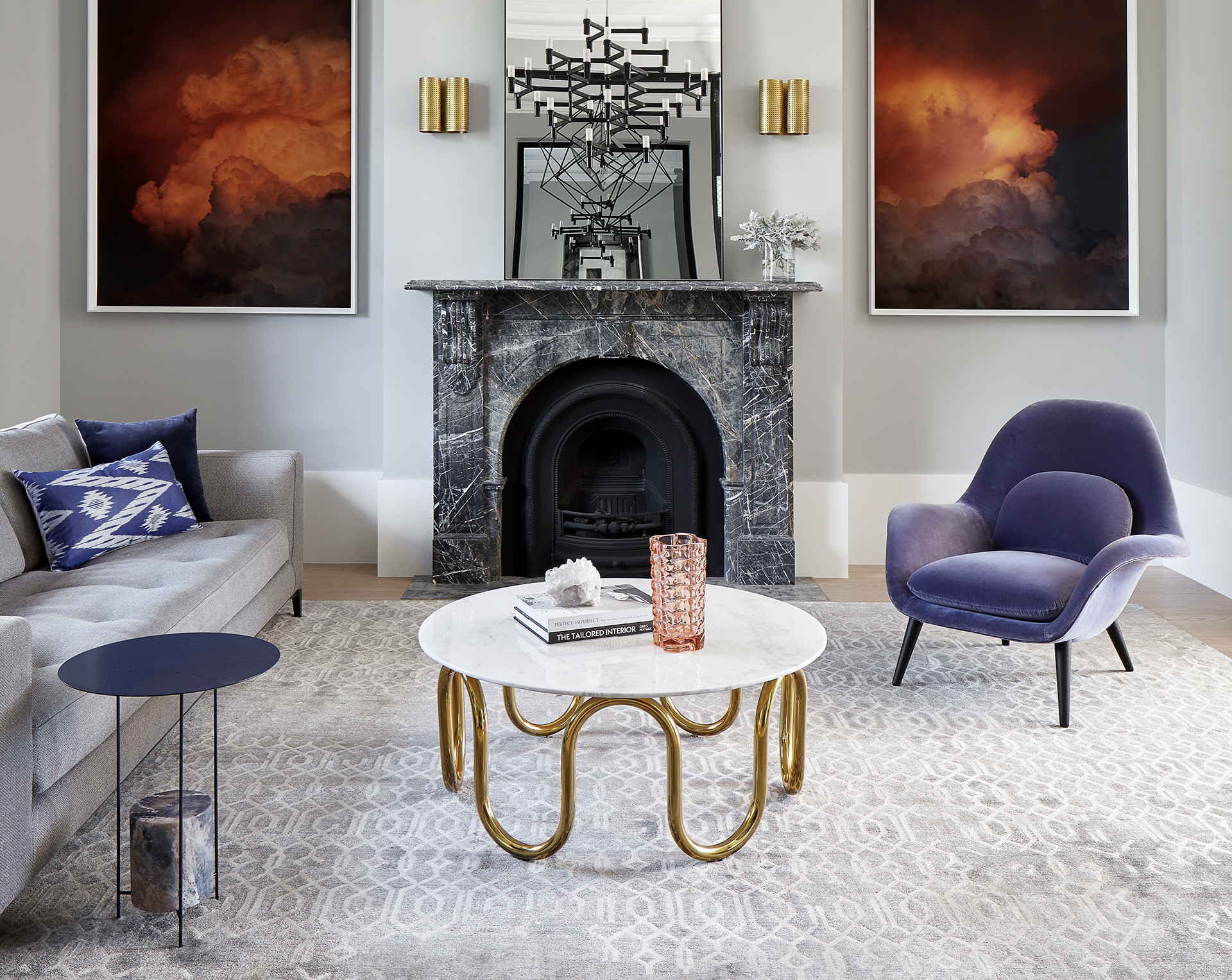 10 Fireplace ideas to inspire your next design update | Belle