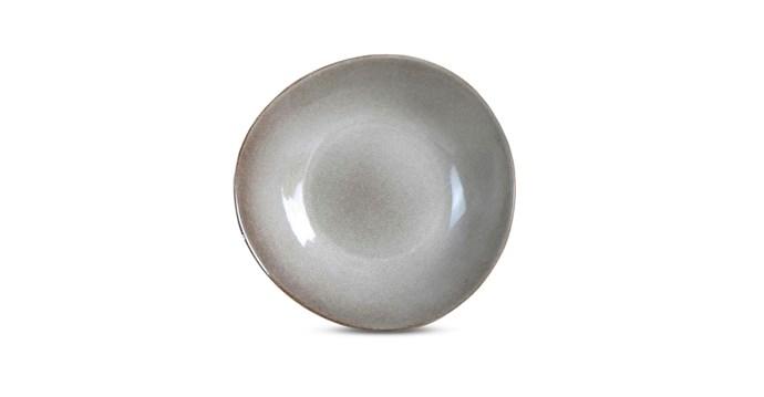"Robert Gordon 'Mason' pasta bowl in Khaki, $17, [livingbydesign.net.au](https://livingbydesign.net.au/|target=""_blank""|rel=""nofollow"")"