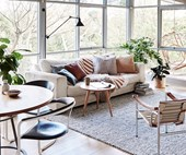 How to style a living room successfully