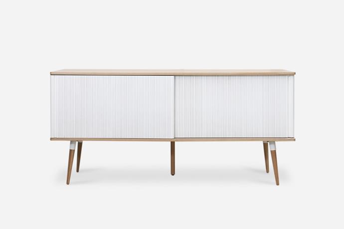 "Mason Sideboard, $999, [Castlery](https://www.castlery.com.au/products/mason-sideboard?quantity=1 target=""_blank"" rel=""nofollow"")"