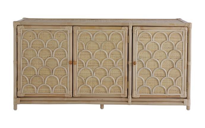 Lincoln Cabinet in Natural, $999, Oz Design Furniture