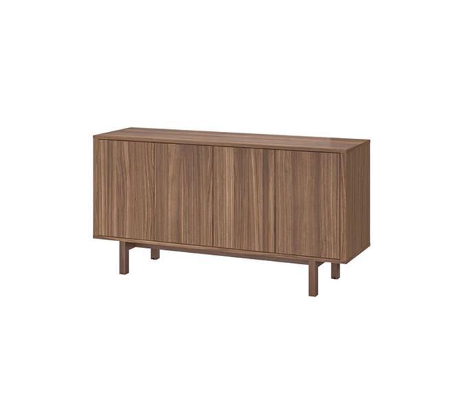 """Stockholm Sideboard, $499, [IKEA](https://www.ikea.com/au/en/catalog/products/60354036/ target=""""_blank"""" rel=""""nofollow"""")"""