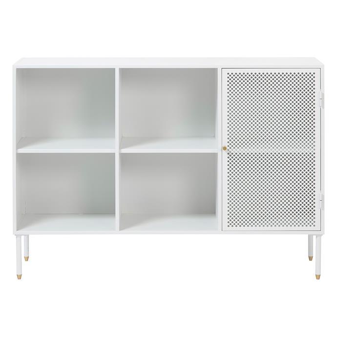 "Life Interiors 'Dawn' Sideboard, $784, [Zanui](https://www.zanui.com.au/Dawn-Sideboard-154484.html target=""_blank"" rel=""nofollow"")"