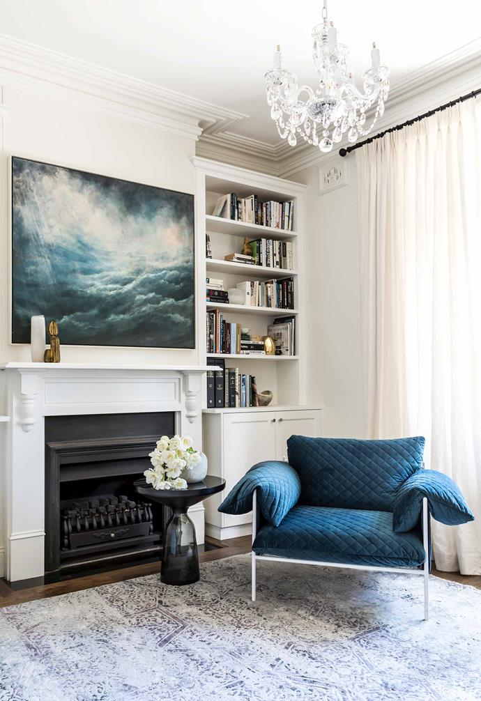 """**Living area** [Susie Dureau'](http://susiedureau.com/