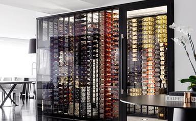 6 impressive wine storage solutions