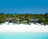 Luxury hotel group One&Only's Maldives resort