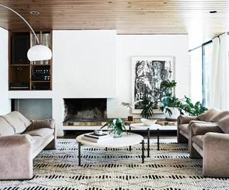 Modernist home