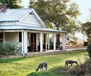 A classic farmhouse with wrap around verandah in Quandialla, NSW