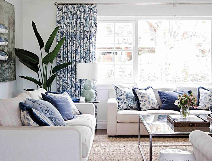 "These floral patterned [Victory Blinds](https://www.victoryblinds.com.au/|target=""_blank""