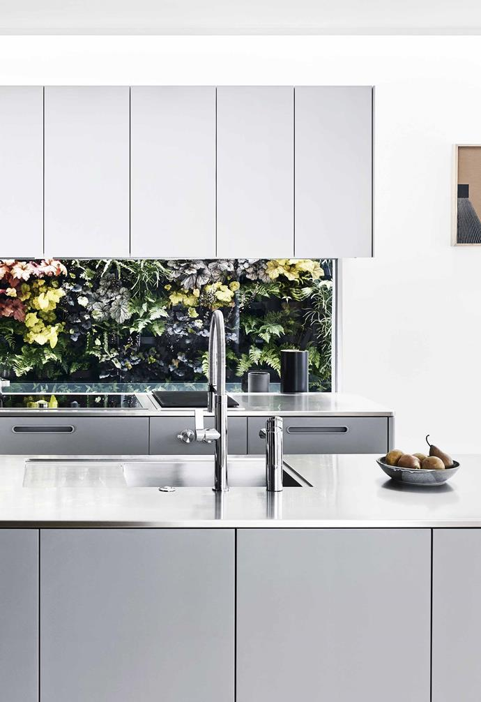 """**Safe space** Kitchens need cupboards and 'Store' is Tableau's elegant and multi-functional solution. Ceramics, [Cone 11](https://www.cone11.com.au/