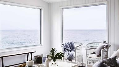Coastal styling tips from a relaxed beach house in Mollymook