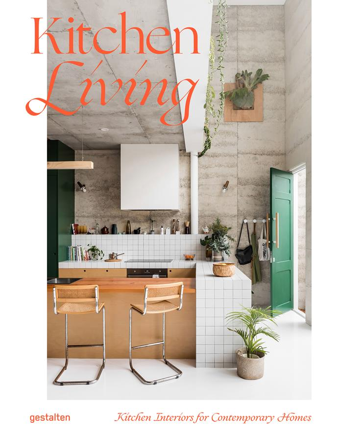 **KITCHEN LIVING**<p> This book is kitchen goals on steroids. Author Tessa Pearson has harnessed all the latest ideas for the favourite room in the house from professional cooks, photographers, food writers and designers around the world. From rustic to industrial, quirky to elegant, there's a recipe for every style.  *Tessa Pearson, Gestalten, $95*
