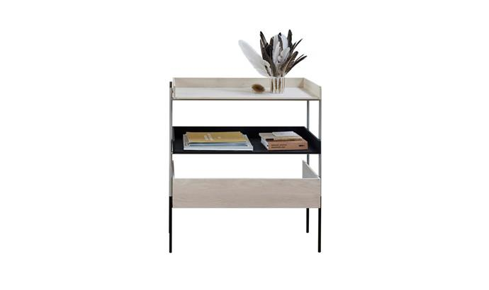 "Skagerak 'Vivlio' shelf system, $1605, [top3](https://top3.com.au/|target=""_blank""|rel=""nofollow"")"