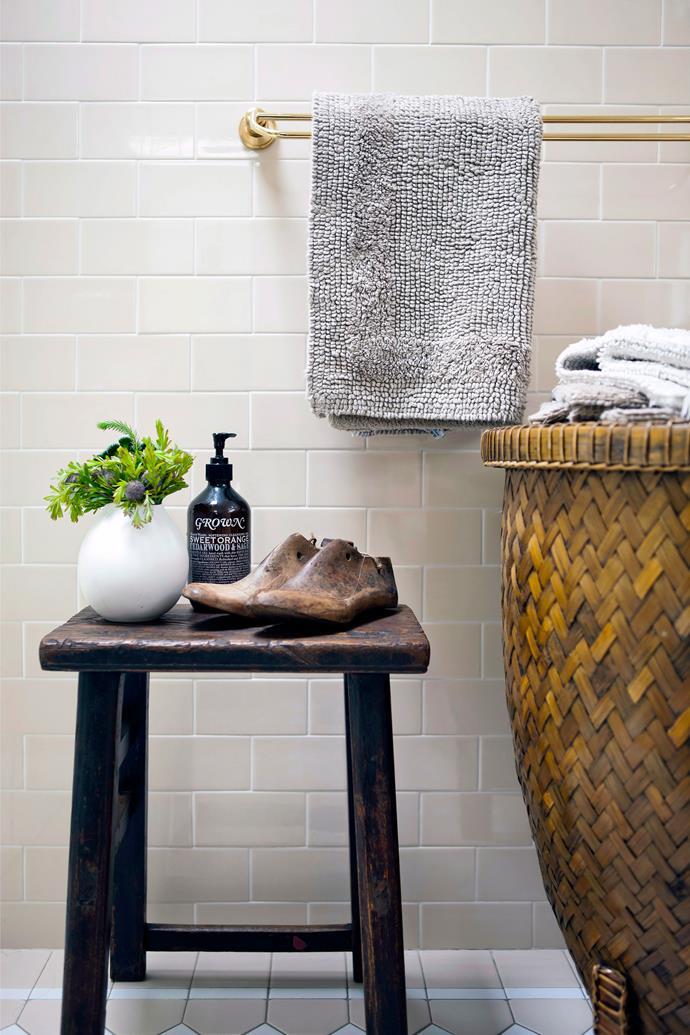 Keeping the bathroom clean needn't mean employing a whole arsenal of harsh cleaning products. *Photo: Maree Homer / bauersyndication.com.au*