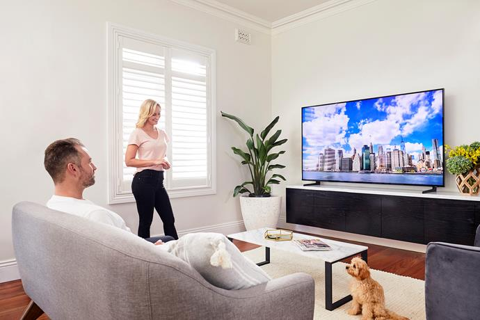 "Samsung's 2019 QLED range is anchored by Quantum Dot technology which can maintain colour integrity even at high levels of brightness without looking washed out. *Image courtesy of [Samsung](http://samsung.com.au/|target=""_blank""
