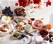 Style tips for a stunning grazing table