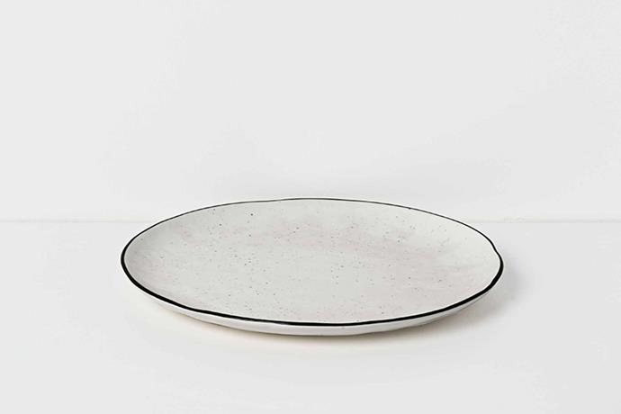 "'Cowrie' plates, $9.95 each, [Papaya](https://www.papaya.com.au/|target=""_blank""|rel=""nofollow"")."