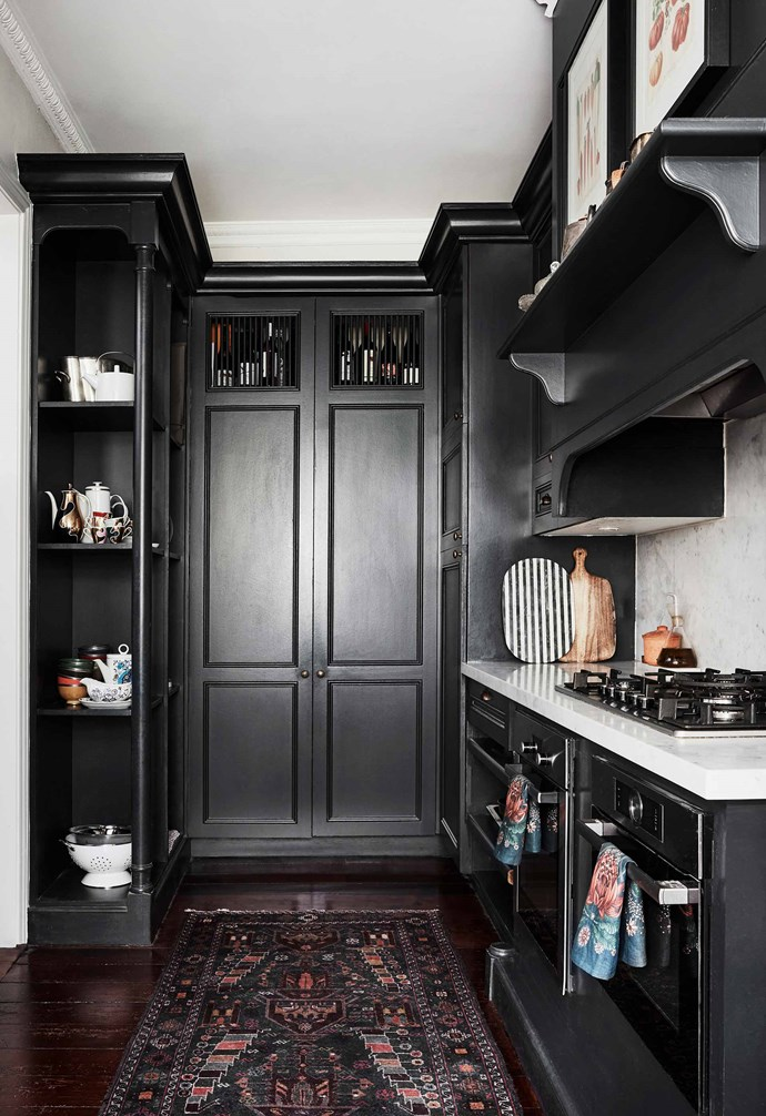 """**Kitchen** [Mother of Pearl & Sons](https://motherofpearl.com/