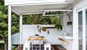How to add a servery window to your kitchen