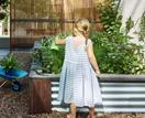 How to create raised garden beds