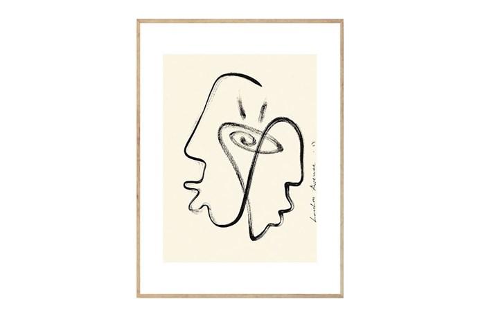 "LOULOU AVENUE Share a Passion Poster Art Print 50x70cm, $139, [Designstuff](https://www.designstuff.com.au/loulou-avenue-share-a-passion-print-poster-50x70cm/|target=""_blank""|rel=""nofollow"")"