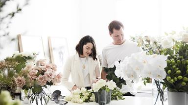 Sydney florist MyFlowerMan share their top flower tips