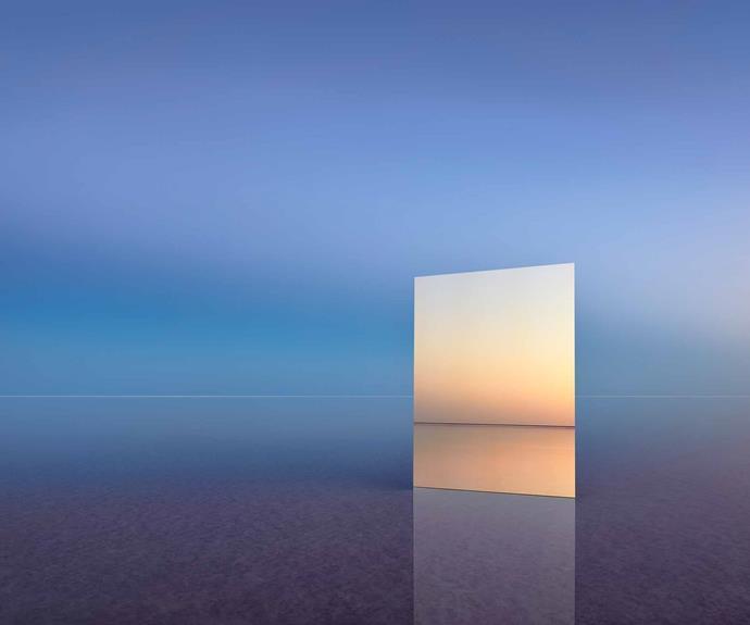 "*Mirror 19*, 2017, digital pigment print, Murray Fredericks. *Image courtesy of [Arc One Gallery Melbourne](https://arcone.com.au/|target=""_blank""|rel=""nofollow"")*."