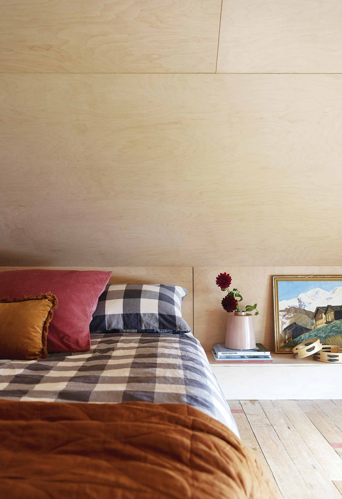 """**Master bedroom** Emmie Ruta bedlinen from [IKEA](https://www.ikea.com/