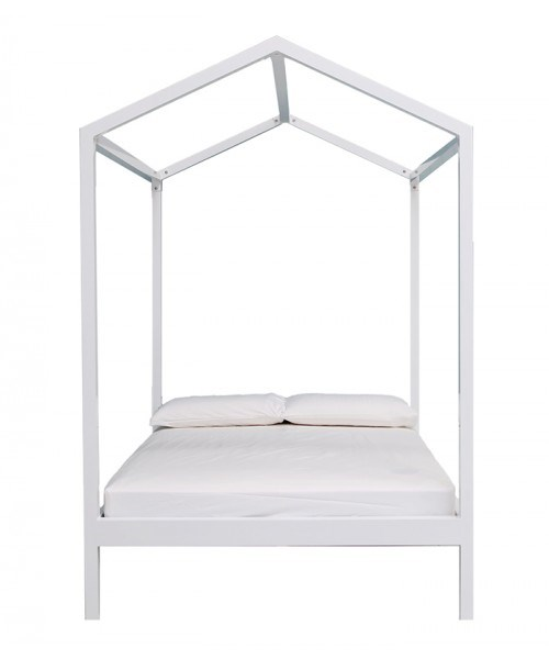 "Addison house bed with legs in Whisper White, $799 for single, [In My Hood](http://www.inmyhood.com.au/furniture/2157-addison-house-bed-double.html?search_query=Addison+house+bed+&results=3|target=""_blank""
