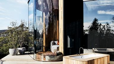 8 luxurious outdoor bathtubs around Australia
