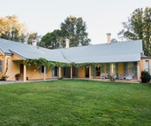 Mona Farm at Braidwood offers luxury, art-filled accommodation