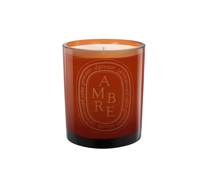 "Orange Ambre candle, $119, [Mecca](https://www.mecca.com.au/diptyque/orange-ambre-candle/I-019401.html?cgpath=fragrance-home-candles#prefn1=brand&prefv1=Diptyque&start=1|target=""_blank""
