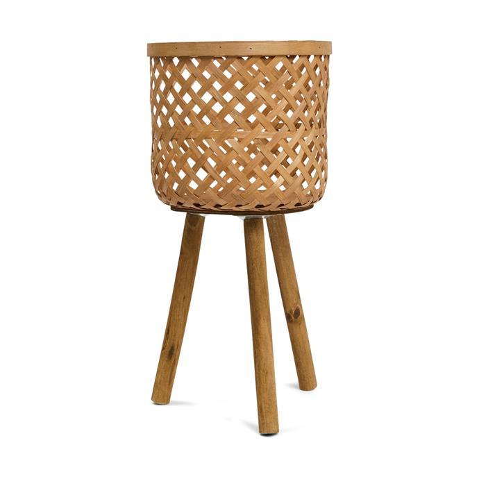 "Bamboo pot holder, $19, [Kmart](https://www.kmart.com.au/product/bamboo-pot-holder/2334807|target=""_blank""|rel=""nofollow"")"
