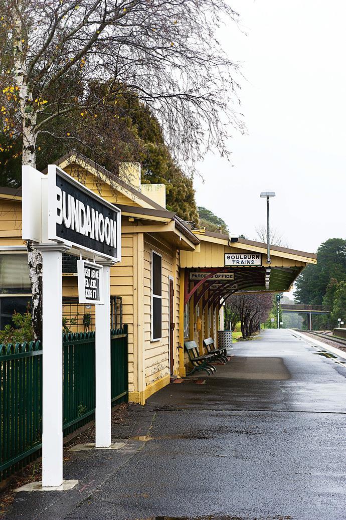 Bundanoon, population 2400, is 150 kilometres south-west of Sydney.