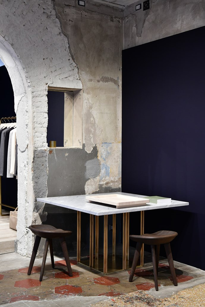 The elegant Milanese outpost of BassamFellows.