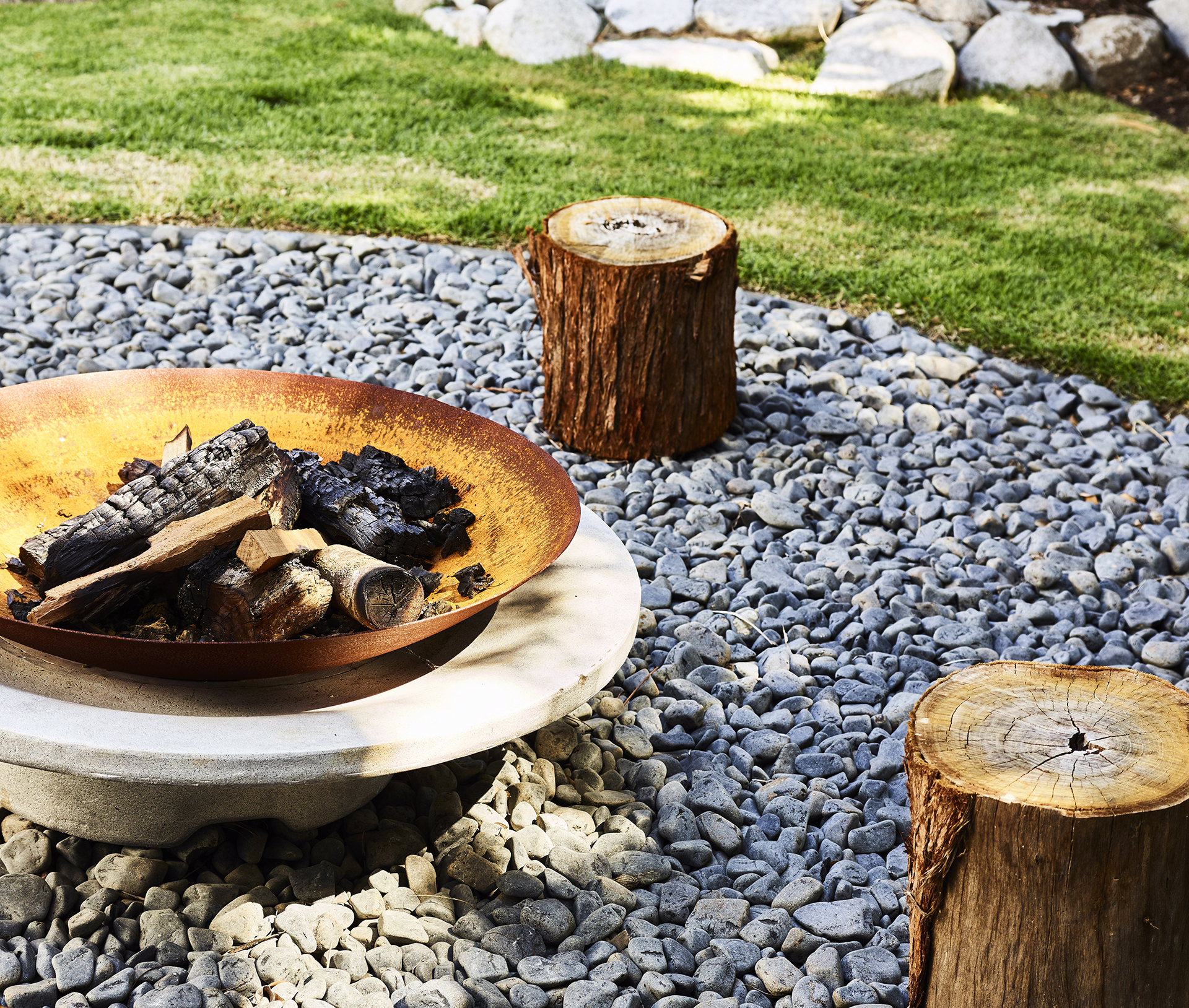 The best fire pits under $100 to warm up your backyard | Homes To Love