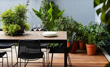 Small gardens: 6 solutions for maximising space and style