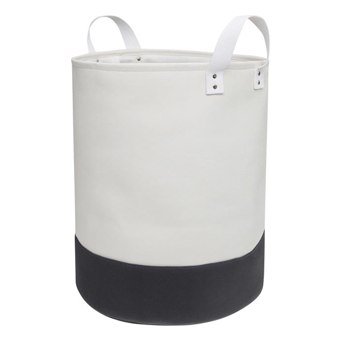 "Craven large storage bag in Grey, $22, [Freedom](https://www.freedom.com.au/|target=""_blank""